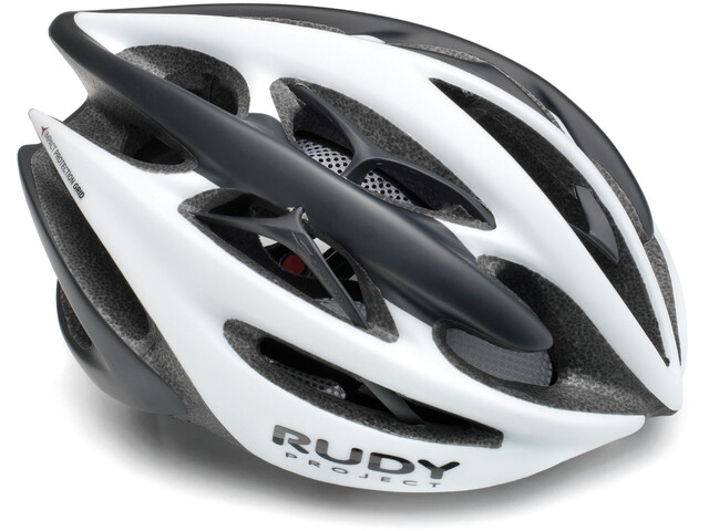 Rudy Project Sterling + Helmet white - black matte